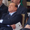 Silvio Berlusconi Sleep 2