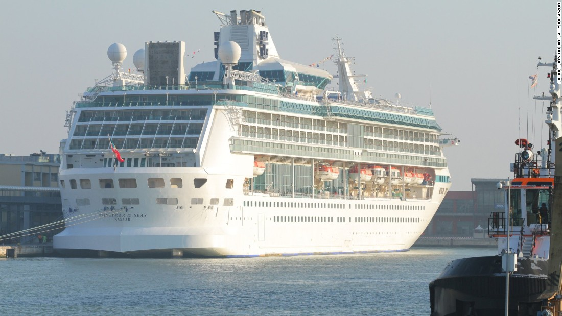 A fire broke out in one of two engine rooms on Royal Caribbean's Splendour of the Seas during an October sailing that departed out of Venice. The fire was contained and extinguished. Twenty-one people were treated for smoke inhalation.