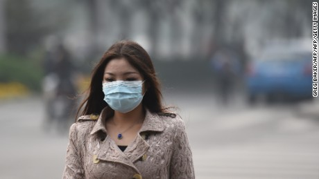 WHO: 4 in 5 city dwellers live in overpolluted urban areas