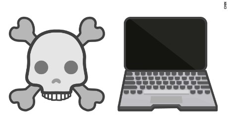 emoji laptop