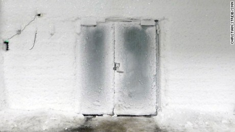 After the apocalypse: Inside the Arctic vault that could help keep humanity alive