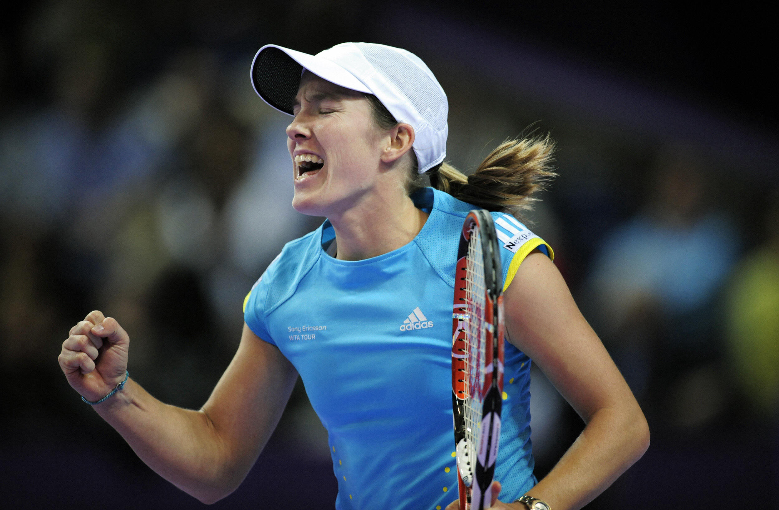 Justine Henin Life after tennis CNN Video