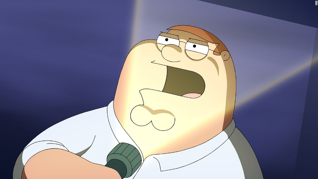"Peter Griffin a murderer? ""Family Guy's"" Halloween episode airs Sunday at 9 p.m."