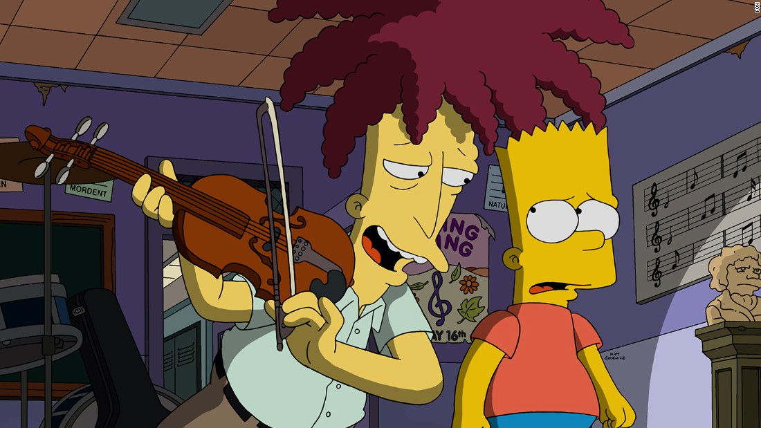 "Sideshow Bob is back in ""Treehouse of Horror XXVI,"" Sunday night at 8 p.m."