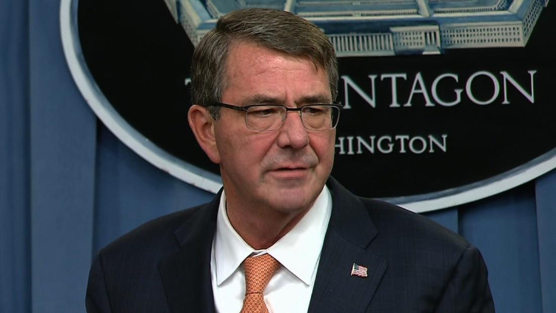 Pentagon: 'We're in combat' in Iraq - CNNPolitics