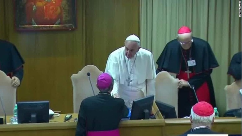 Catholic bishops conclude meeting with compromise
