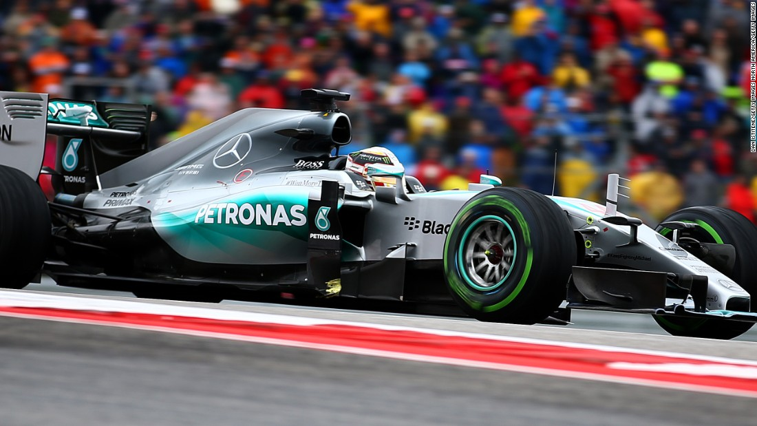 "That third world title was won as Hamilton picked up a 10th victory of the season, his 43rd overall, at the Circuit of the Americas. He overtook Rosberg on the 49th of 56 laps to claim an unassailable 76-point lead at the top of the championship. ""I just can't believe I'm sitting here. To my family, I love you. To the team, thank you so much,"" Hamilton said. ""I'm overdue a drink with the team!"""