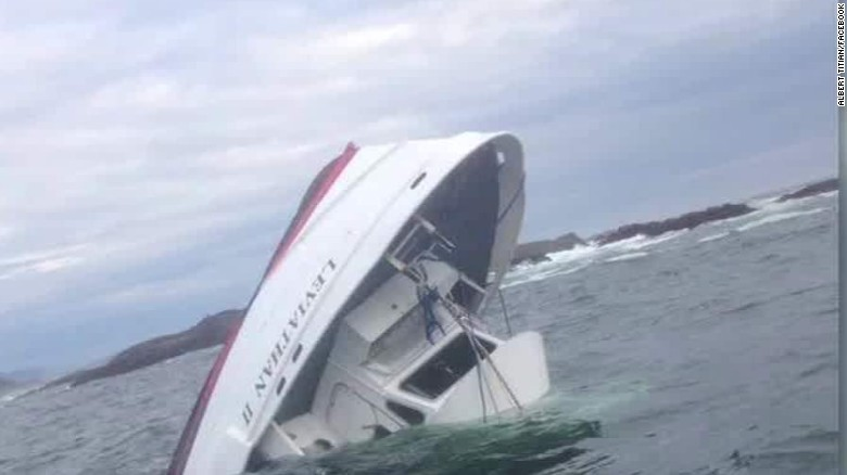 Multiple fatalities in tour boat accident