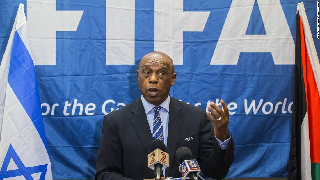 South African businessman Tokyo Sexwale, who has been part of FIFA's anti-discrimination taskforce, announced his intention to run for presidency after the South African Football Association's National Executive Committee unanimously endorsed his candidacy last week.