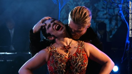Bindi stays perfect on 'Dancing with the Stars'