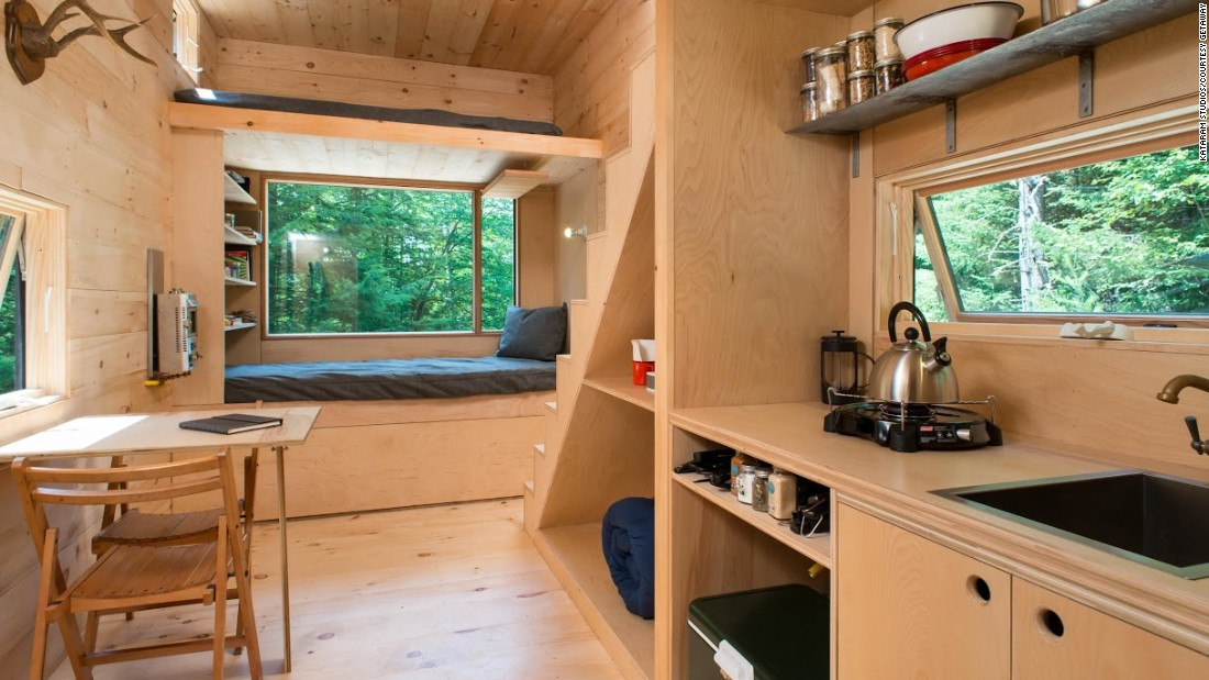 Best Tiny House Vacation Rentals In The United States | CNN Travel