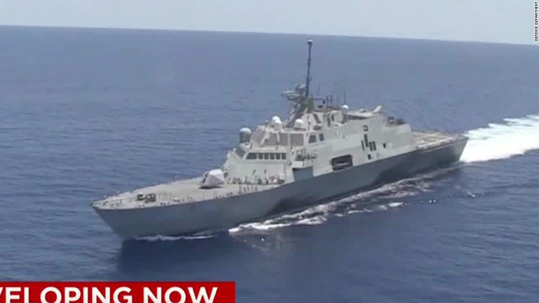 Chinese naval ships to visit Florida port