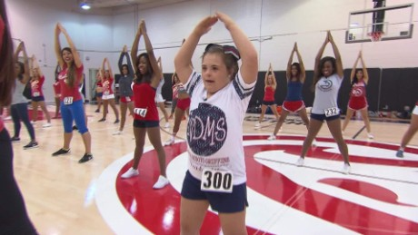 cnnee vo cheerleader with down syndrom _00001808