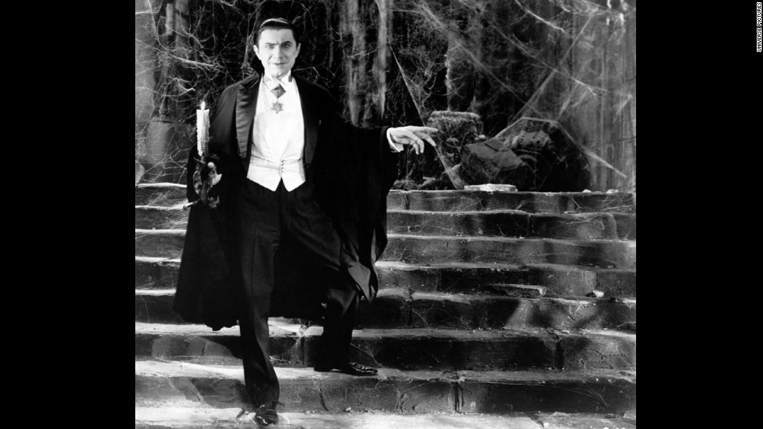 "Another of Universal's big 1931 hits was ""Dracula,"" which stars Bela Lugosi as the vampire in the role that made him famous -- and stereotyped him for the rest of his life."