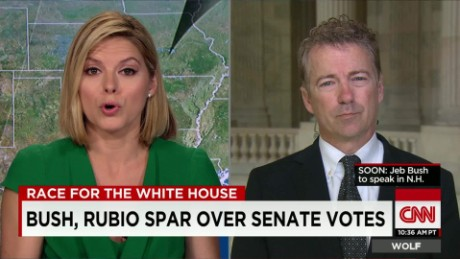 Rand Paul promises to filibuster budget deal_00014817
