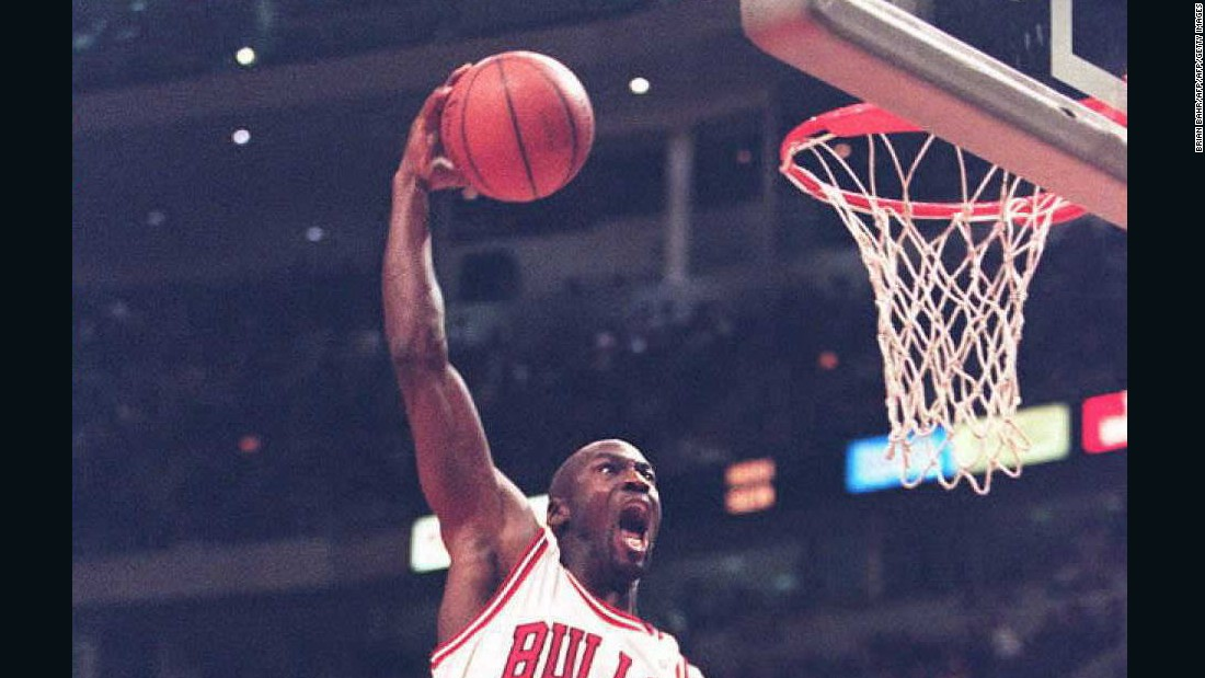 Michael Jordan -- a Hall of Famer and five-time MVP who spent most of his career with the Chicago Bulls -- was another factor in basketball's global growth. His shoes, the famous Nike Air Jordans, transcended the sport into youth culture both in the U.S. and internationally.