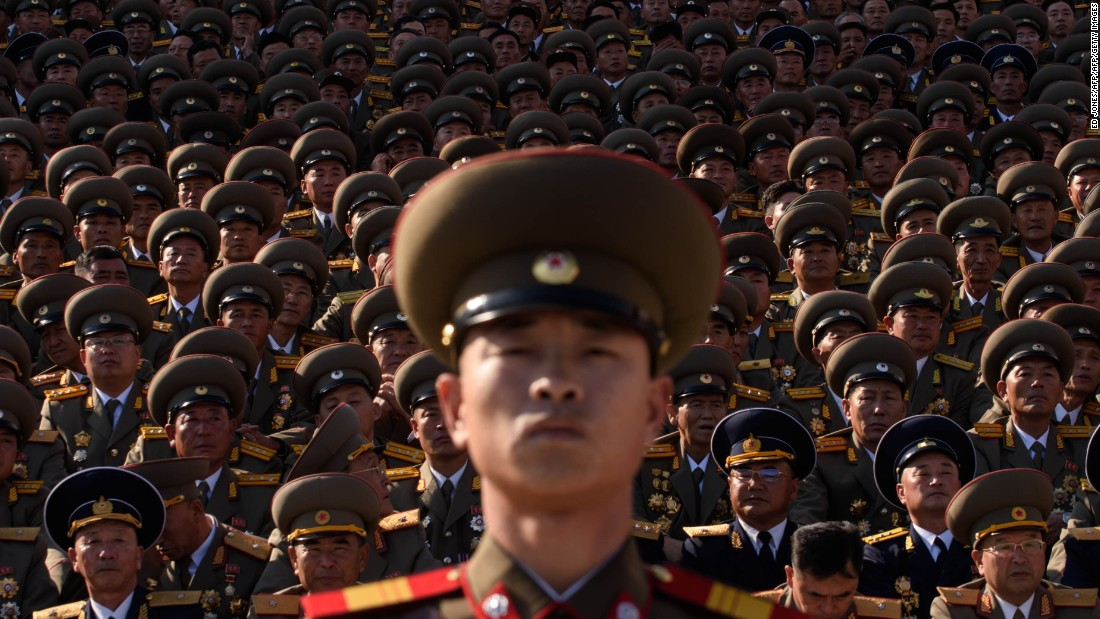 N. Korea: U.S., South Korea will suffer 'extreme uneasiness and terror'
