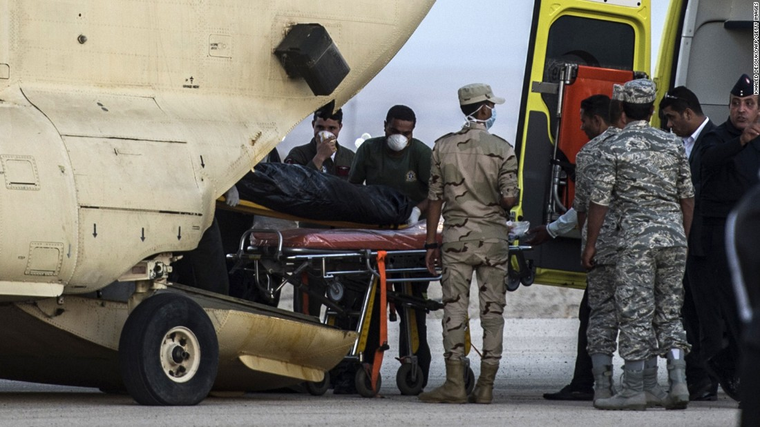 Russian plane crashes in Sinai, killing all 224 people on board