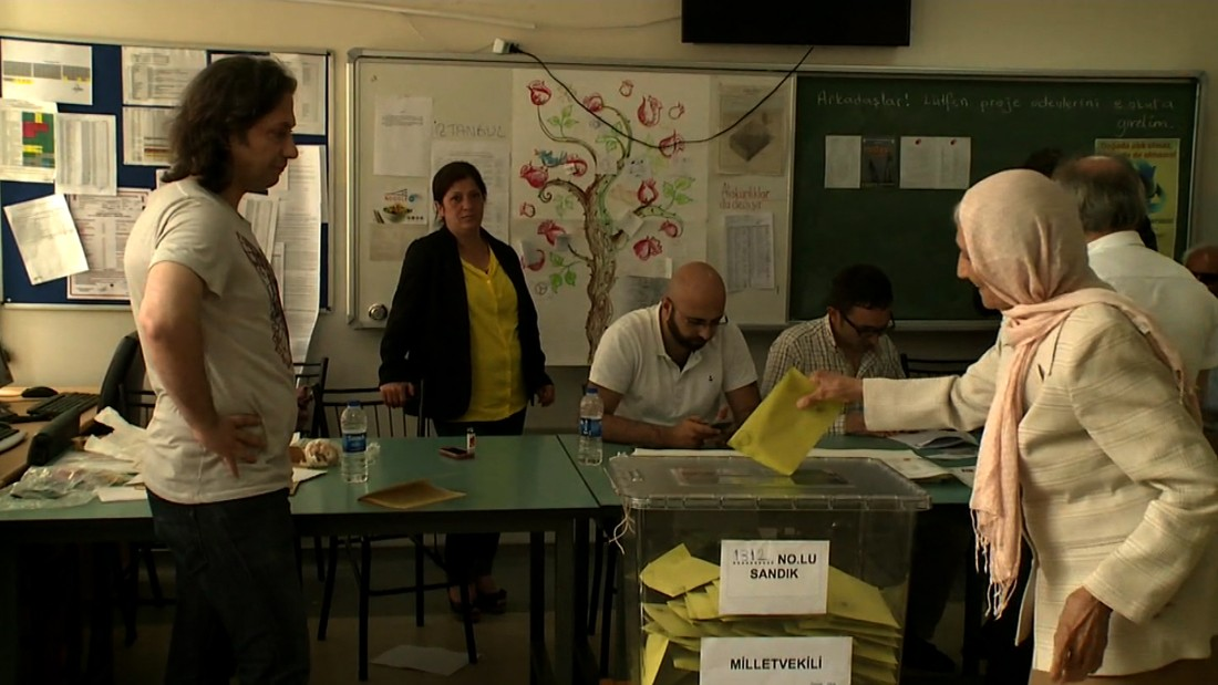 Turkey's ruling party wins big