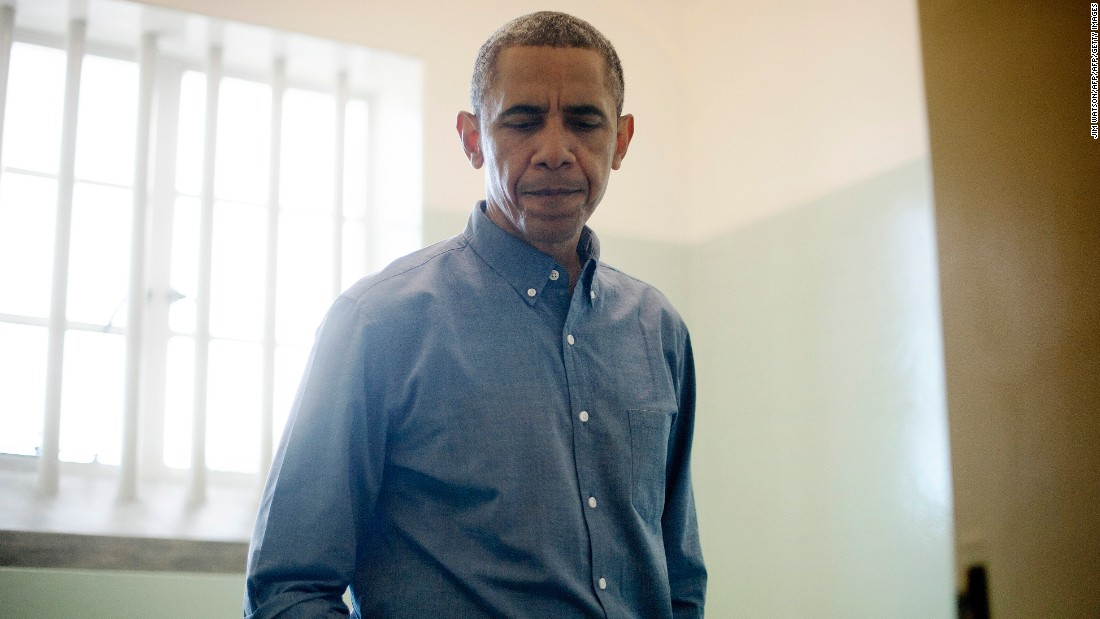 Obama bans solitary confinement for juveniles in federal prison