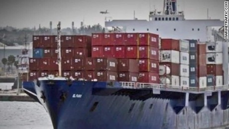 El Faro search ends without data recorder from cargo ship