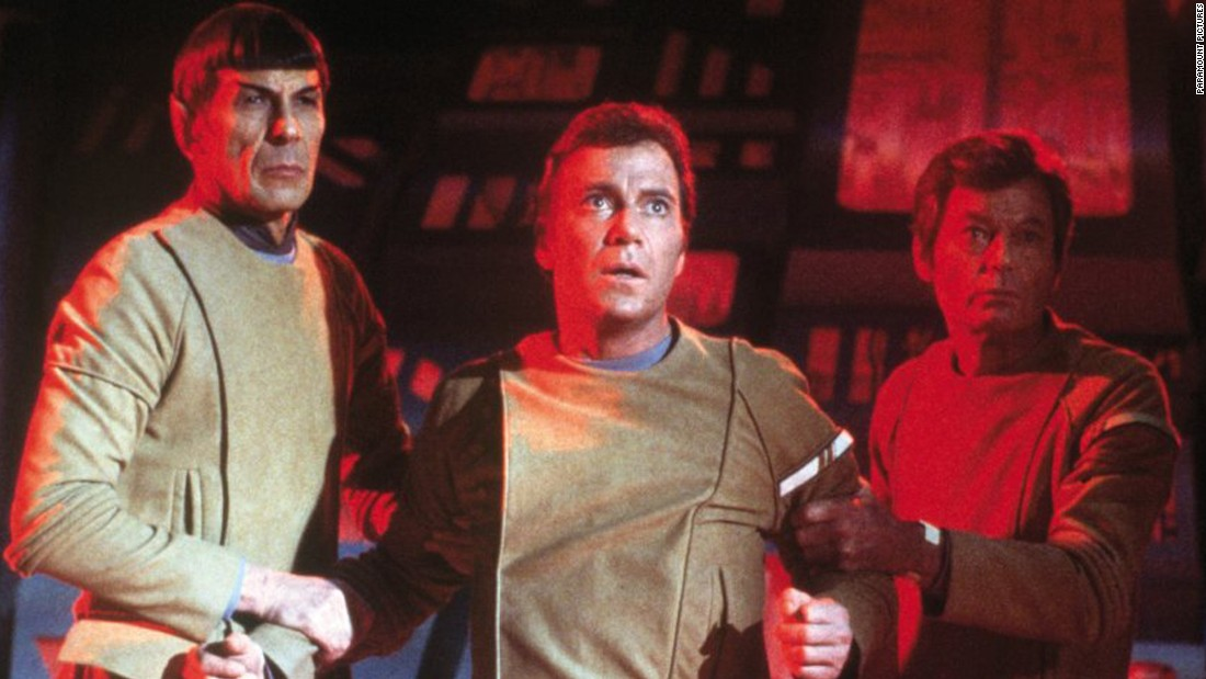 "Ten years after it went off the air, the ""Trek"" phenomenon was so powerful that it went to the big screen with 1979's ""Star Trek: The Motion Picture."" The first film is probably not anyone's favorite movie in the series, but it was a start."