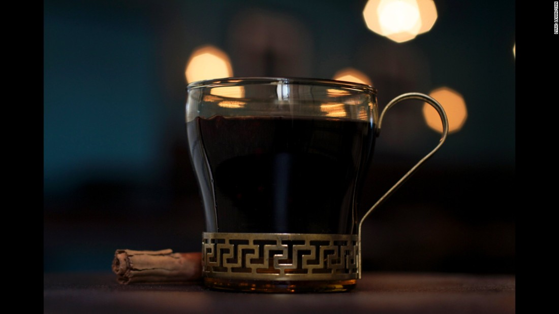 Her <strong>mulled wine</strong> recipe will warm guests on a cold day and can be mostly prepared in advance.
