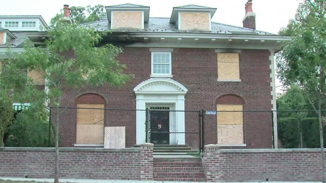 D.C. mansion where four were murdered is up for sale