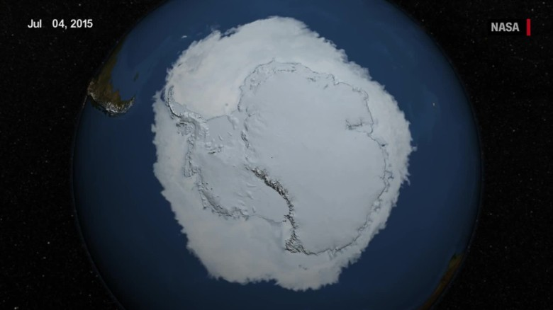 Is Antarctica gaining ice?