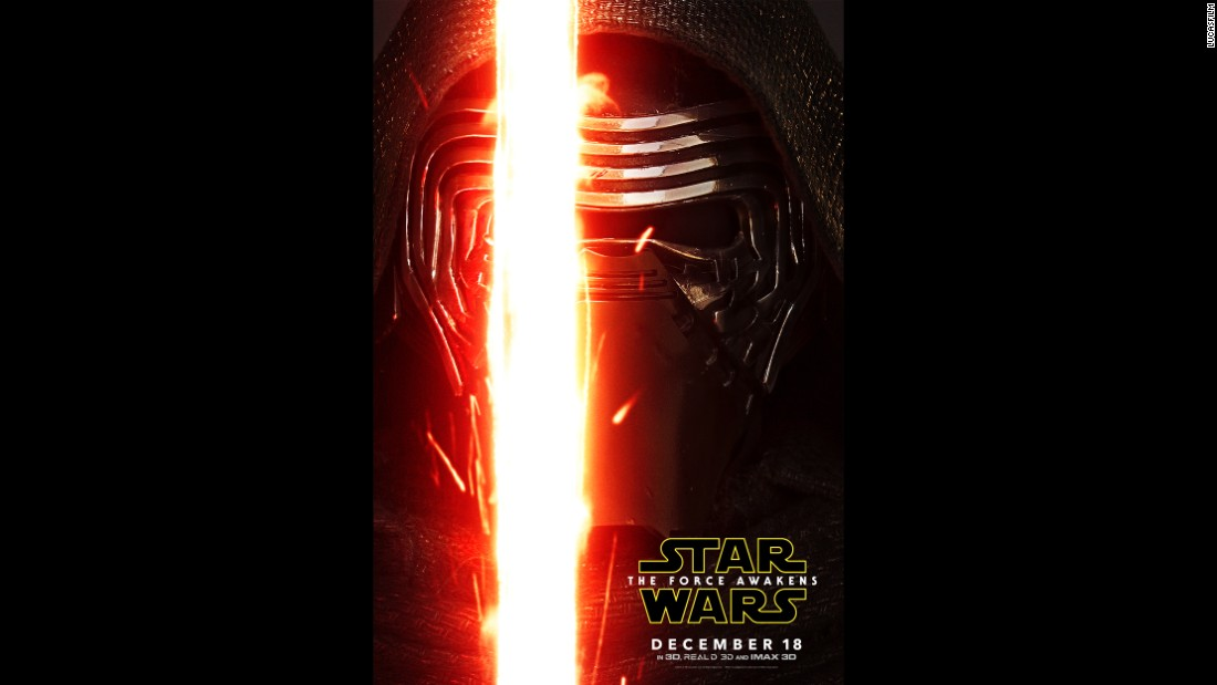 More mysterious still is the identity and motivation of the evil Kylo Ren.