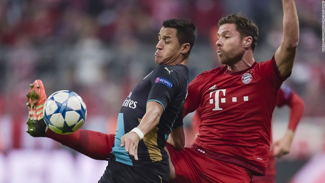 Champions League: Bayern Munich thrashes Arsenal with five-star showing