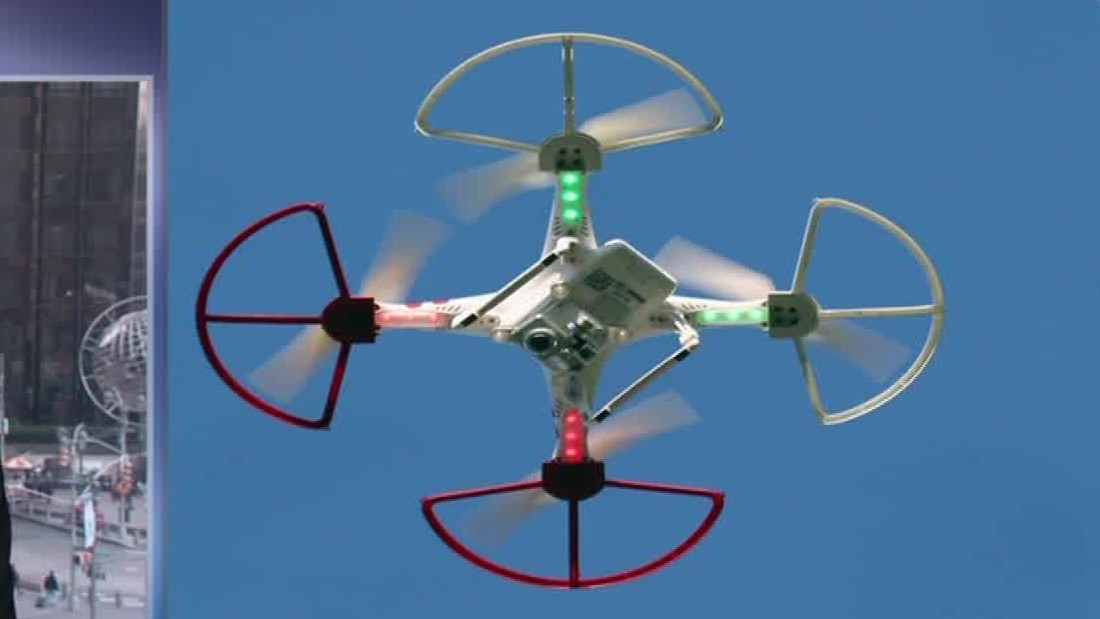 Father and son fight FAA over weaponized drone