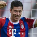 Robert Lewandowki Bayern Munich Cologne