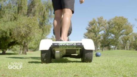 Could this change the way we play golf?