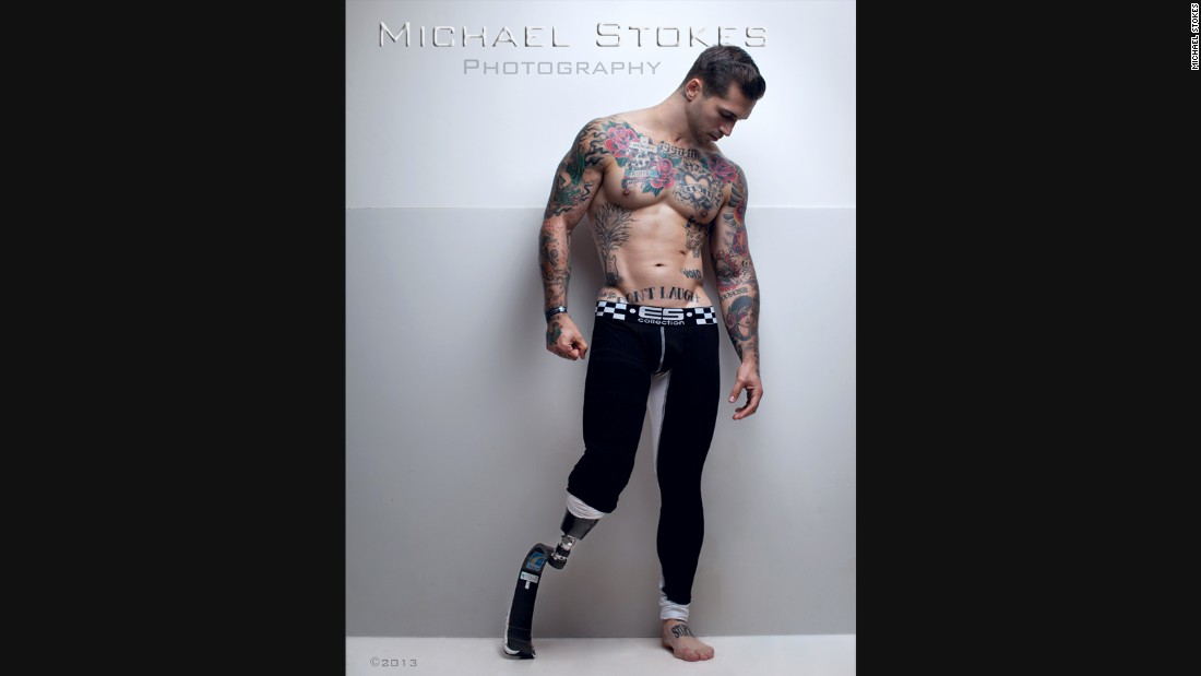 "Alex Minsky, a Marine, survived a 47-day coma, a broken jaw and the loss of an arm and a leg. <br /><br />""If I am always smiling and laughing and happy, I attract people who are the same way,"" Minsky said. ""I am so grateful to be alive today."""