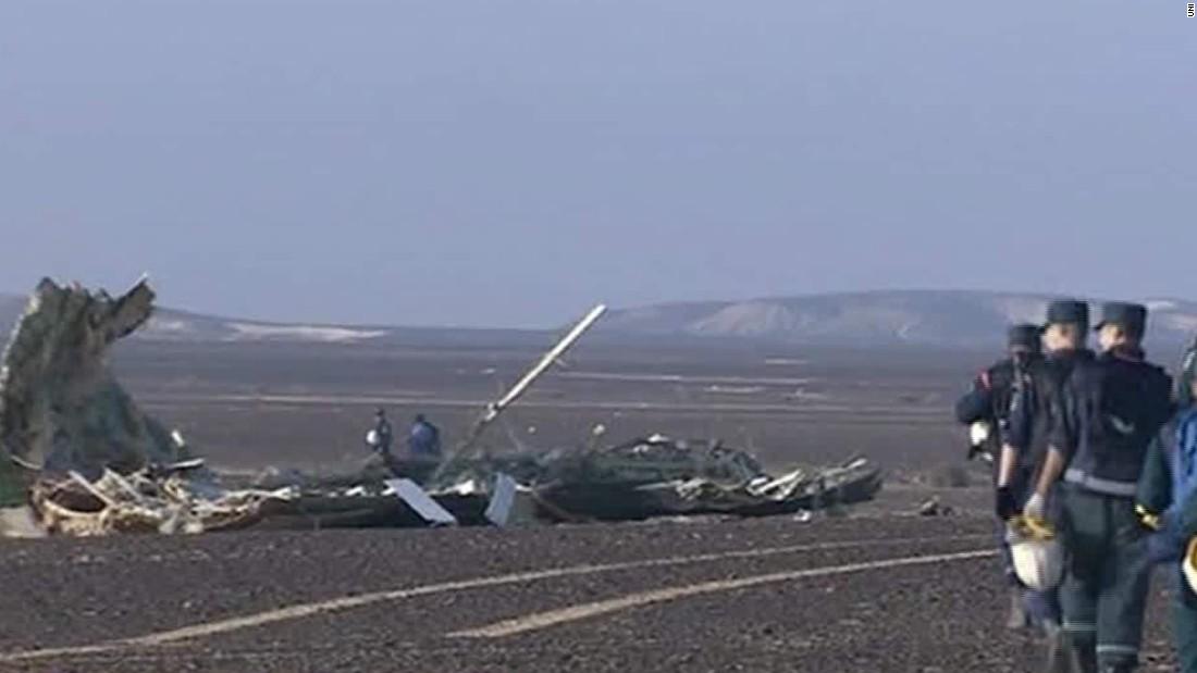 Russian plane crash: Was a bomb on board? Russia, Egypt downplay theory
