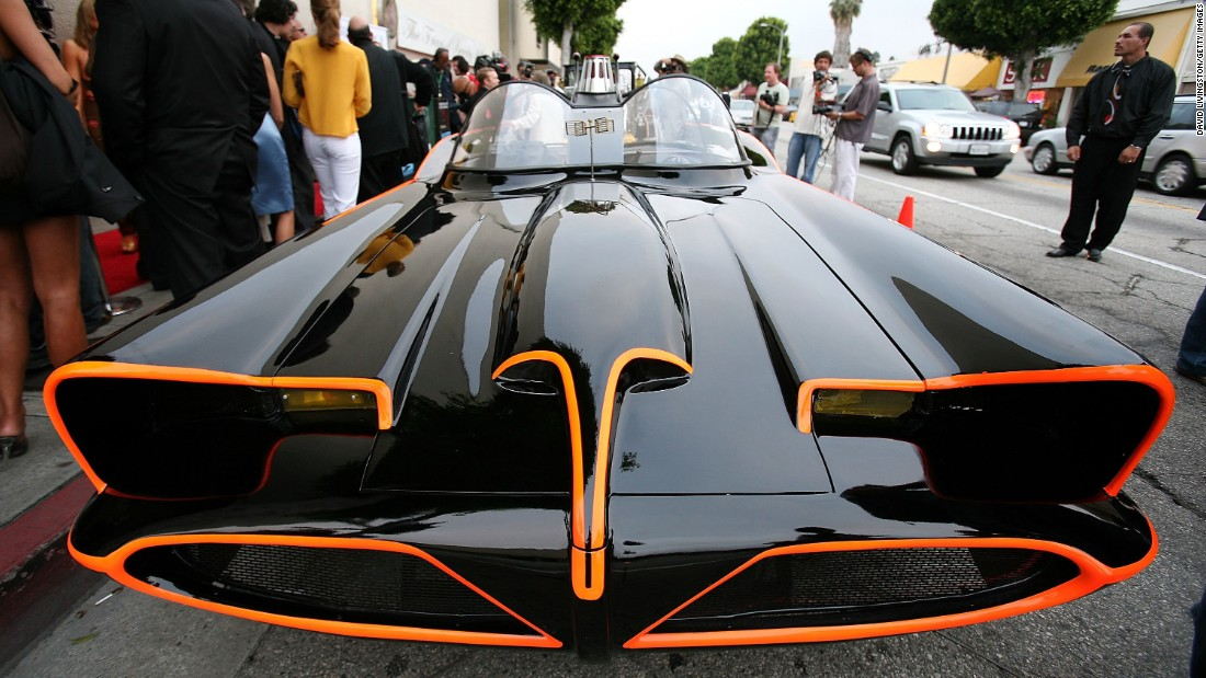 "George Barris, the ""King of the Kustomizers,"" was renowned for his work on cars that became well-known on TV. Perhaps the most distinctive was the Batmobile created for the '60s TV series ""Batman."" It was a reworked version of a 1955 Lincoln concept car."