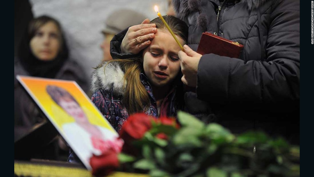 Russia says bomb brought down jet in Sinai, offers $50 million reward