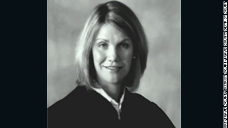 Travis County District Judge Julie Kocurek was shot outside her home Friday night in Austin, TX.