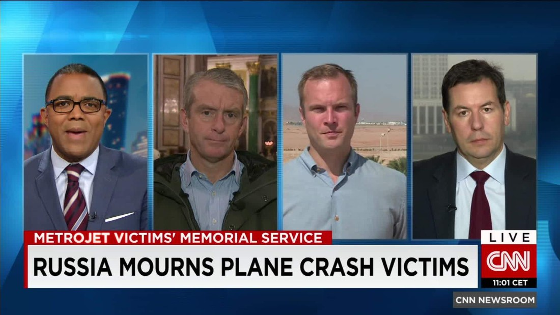 Russian plane crash: ISIS chatter supports bomb theory, officials say