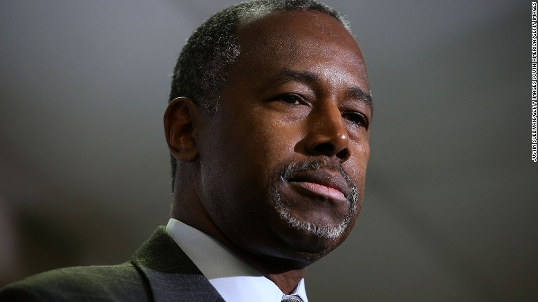 Ben Carson: I use it supplement, but don't endorse it