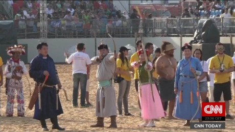 World's first 'Indigenous Olympics' kicks off in Brazil