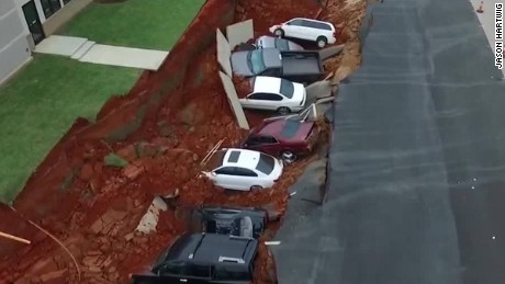 Sinkhole Mississippi drone footage newday_00001426.jpg