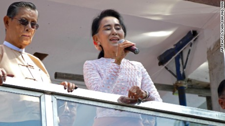 Why the stakes are so high for Aung San Suu Kyi's NLD