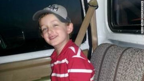 The victim is 6 yr old Jeremy Mardis.