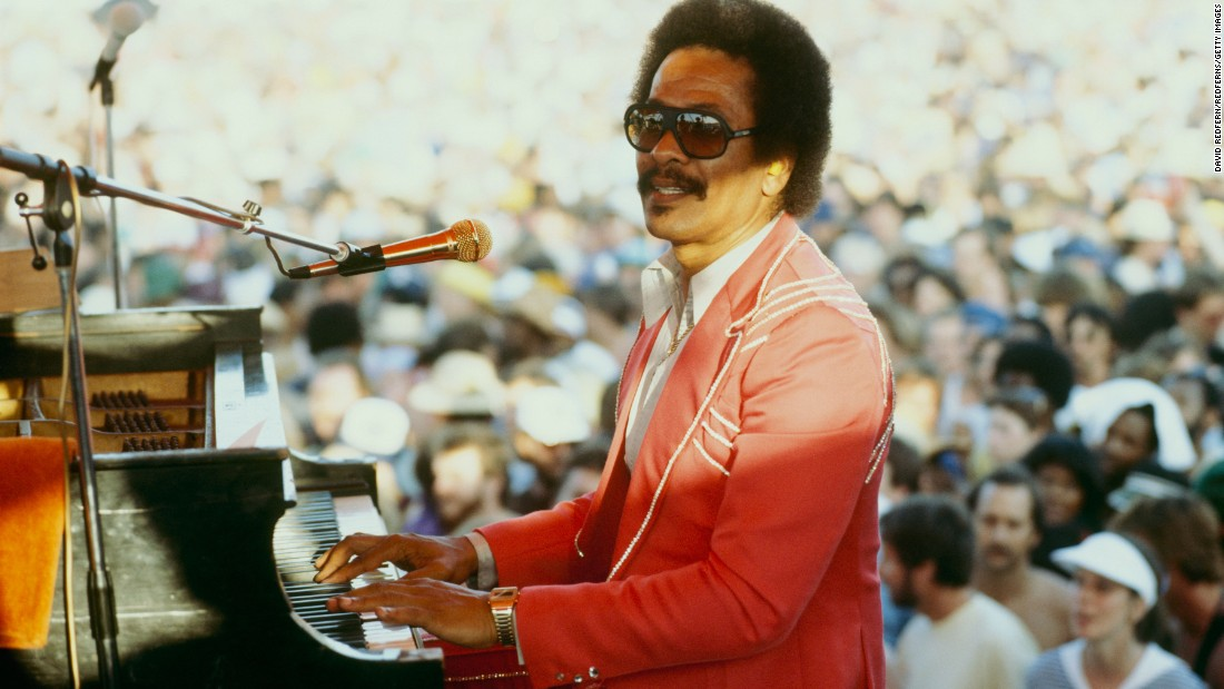 "New Orleans R&B legend<a href=""http://www.cnn.com/2015/11/10/entertainment/allen-toussaint-obit-feat/index.html"" target=""_blank""> Allen Toussaint</a> died November 9 at the age of 77, his son said. Artists in nearly every major genre recorded Toussaint's songs or collaborated with him, including the Rolling Stones, the Yardbirds, Herb Alpert, Glen Campbell, Robert Palmer and Elvis Costello."