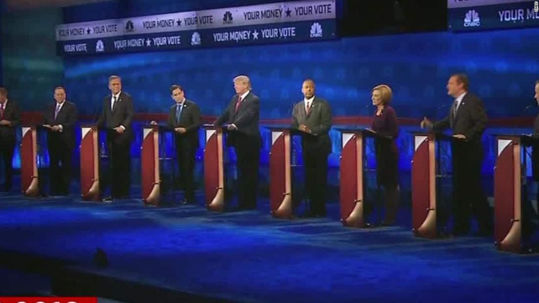Republican debate: 6 things to watch