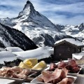 Chez Vrony mountain terrace Matterhorn