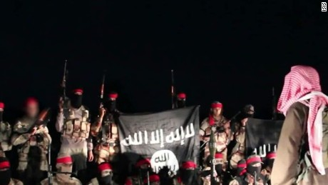 Will ISIS abandon Raqqa after intense airstrikes?
