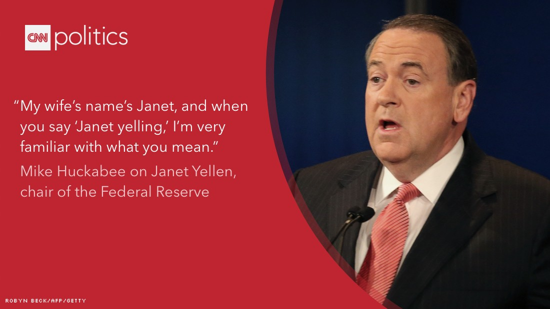 mike huckabee quote graphic